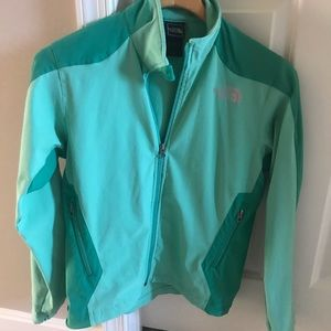 The North Face Green Lightweight Jacket